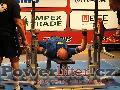 Muži M1 -105kg - benčpres