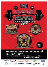 Mistrovství světa mužů a žen v silovém trojboji už příští týden v Plzni!