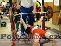 Junioři do 75kg - benchpress