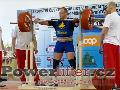 Muži do 125kg - dřep