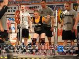 23. a 16. ME v silovém trojboji mužů a žen Masters, Plzeň