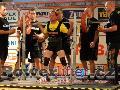 Muži M1 do 60kg - dřep