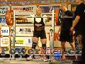 Muži M1 do 82,5kg - dřep