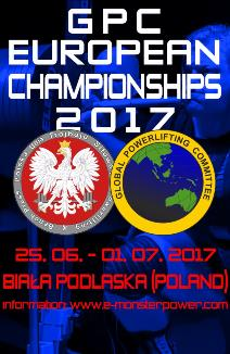 GPC EUROPEAN CHAMPIONSHIPS 2017
