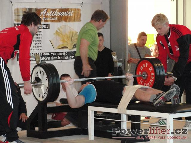 Jakub Novák, 135kg