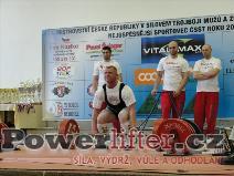 Jaromír Sršeň, 260kg