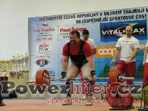 Jaroslav Jirout, 280kg