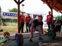 Jiří Mátej, 210kg