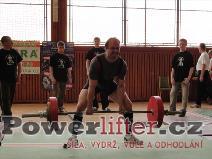 Jiří Opluštil, mrtvý tah 200kg