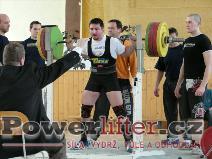 Jiří Zimula, 260kg
