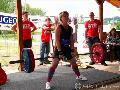 Katka Krebsová, 110kg
