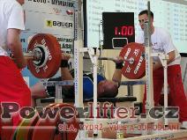 Lukáš Theuser, 192,5kg