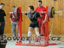 Lukáš Tkadlec, 202,5kg