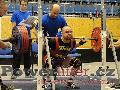 Marek Žák, dřep 270kg