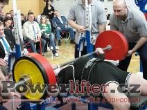 Michal Kondla, 205kg