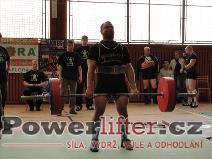 Milan Rýšavý, mrtvý tah 215kg