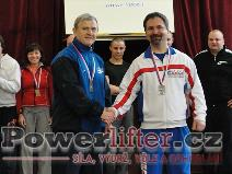Muži do 66kg - Václav Burda, Pavel Malina