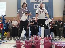 Muži do 74kg - Radek Giebl, Tomáš Lacko