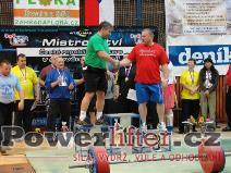 Muži M1 do 105kg - Jaremczuk, Sedláček