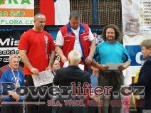 Muži M2 do 105kg - Šudoma, Máška, Váňa