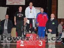 Muži Masters 2 do 93kg