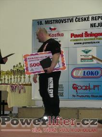 Nejlepší sportovec - Milan Špingl