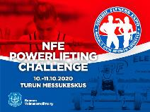 Nordic Fitness Expo Powerlifting Challenge 2020