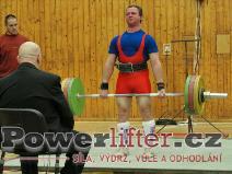 Oldřich Halfar, 212,5kg