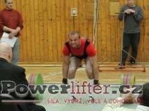 Pavel Anderle, 260kg