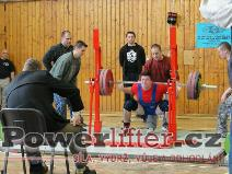 Pavel Bartošík, 190kg