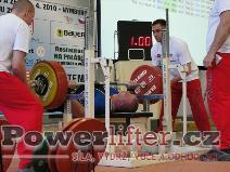 Pavel Demčák, 260kg