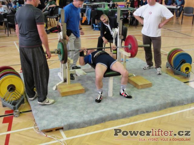 Pavel Malina, benč 95kg
