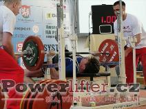 Petr Krákora, 147,5kg