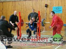 Petr Šafarčík, 135kg
