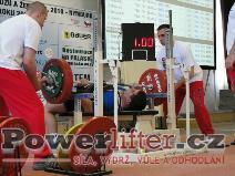 Petr Schmidt, 197,5kg
