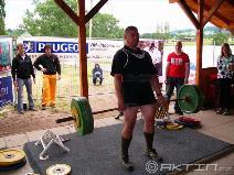Radek Rosa, 230kg