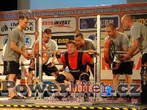 Serge Monseu, BEL, 195kg