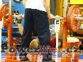 Tadeáš Kronovetr, 125kg