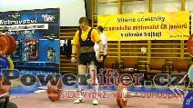 Petr Kovařík, 135kg