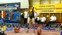 Jakub Zmeko, 230kg, SK