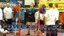 Filip Sobotka, 270kg