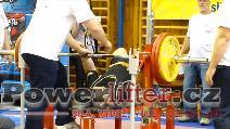 Lukáš Tkadlec, 155kg