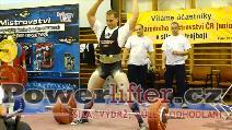 Ján Schwarz, 240kg, SK