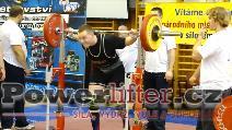 Jan Štika, 160kg