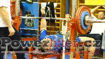 Peter Zachar, 152,5kg, SK