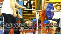 Tomáš Pilík, 165kg