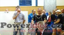 Tomáš Šeděnka, 222,5kg