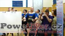 Milan Špingl, 275kg, rekord ČR