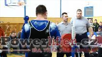 Jan Malinovský, 270kg