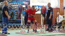 Pavel Schauer, 170kg